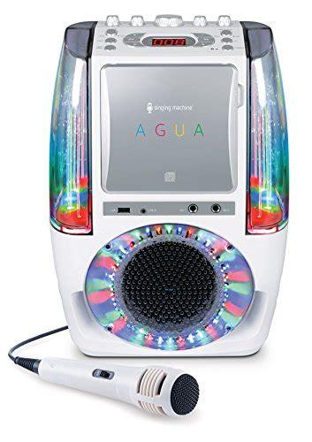 strobe light water fountain singing machine sml605w agua dancing water fountain