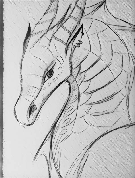 Maps from the middle ages were. SeaWing | Dragon sketch, Wings of fire dragons, Fire art