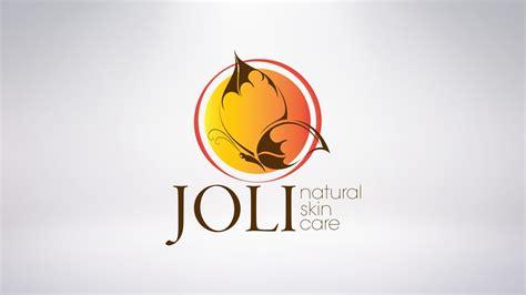 brand identity logo joli skincare melbourneideapro