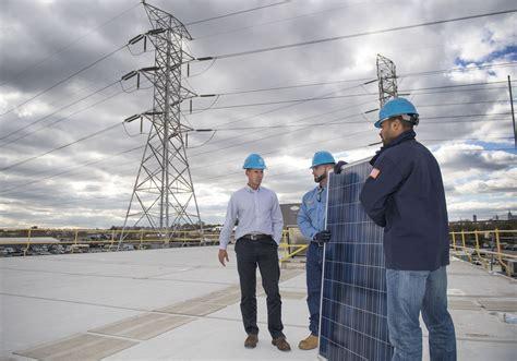 edison solar installs  benefit  income customers  nyc