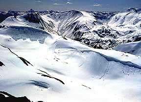 Juneau Icefield - Wikipedia