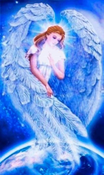 Angel Angels Tarot Drawing Around Asesoria Espiritual