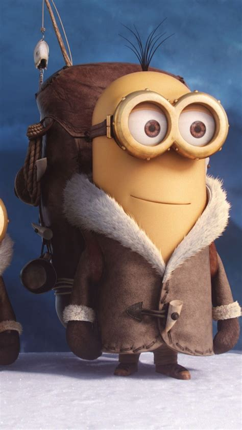 wallpaper minions cartoon yellow funny  animation