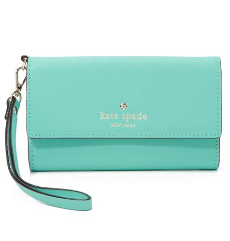 iphone wristlet kate spade cedar iphone 6 6s wristlet