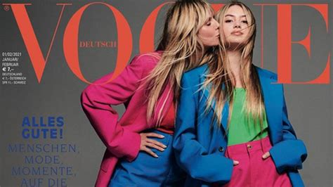 Aug 30, 2021 · helene boshoven samuel, also known as leni klum, is 16 years old and was born in new york on may 4, 2004. Heidi Klum and 16-Year-Old Lookalike Daughter Leni Pose on ...