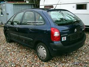 Xsara Picasso 1 6 Hdi 110 : 2005 citroen xsara picasso 1 6 hdi 110 hp car photo and specs ~ Gottalentnigeria.com Avis de Voitures