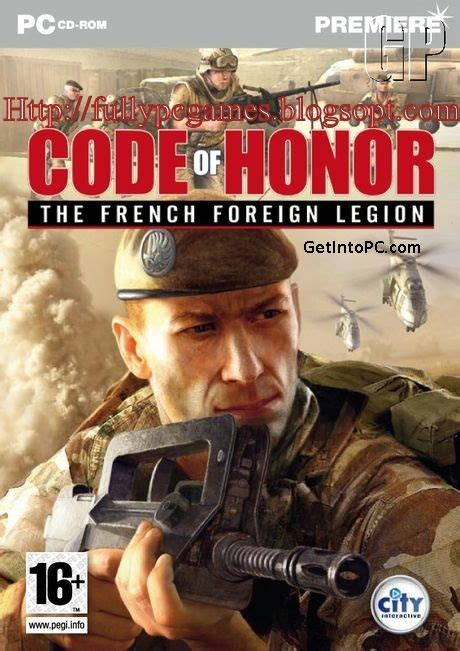 code  honor  french foreign legion