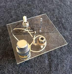 Fender Cabronita Wiring Harness W  Concentric Volume  Tone