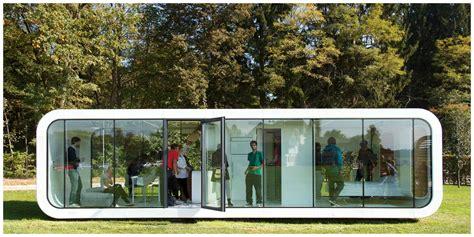 Coodo, La Maison Mobile, Minimaliste Et Ouverte Sur L