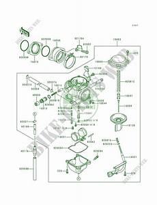 35 Kawasaki Bayou 300 Carburetor Diagram