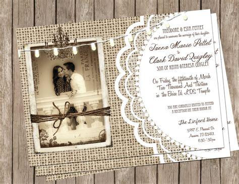 Barn Wedding Invitations : Chandeliers & Pendant Lights