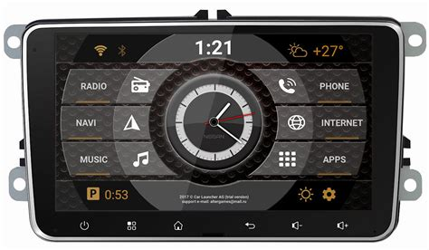 car launcher ag  apk  android catsauto