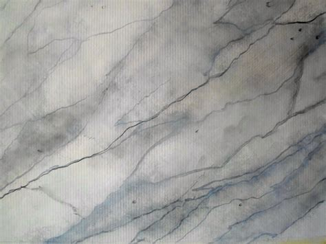 la cuisine de peinture en décor imitation marbre à bordeaux