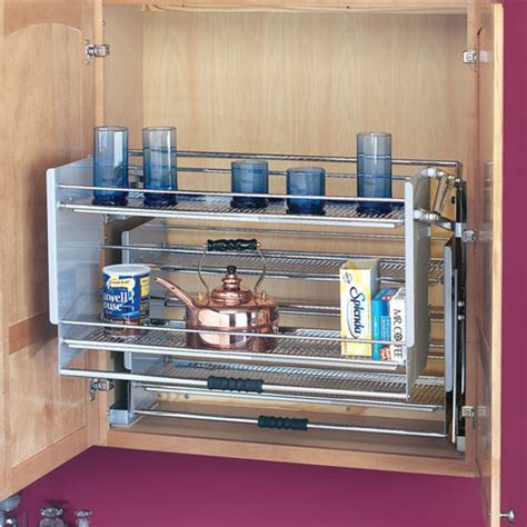 "Rev A Shelf ''Premiere"" Pull Down Shelving System for"