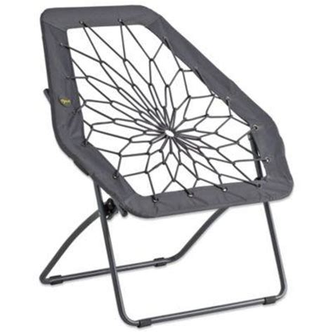 bunjo bungee chair black gray bunjo chairs and more searchub