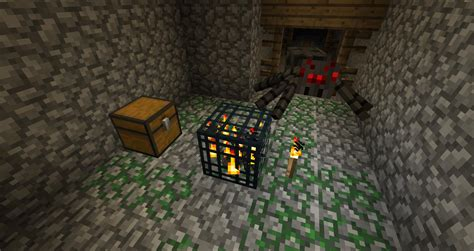 minecraft java edition    locate  spider spawner