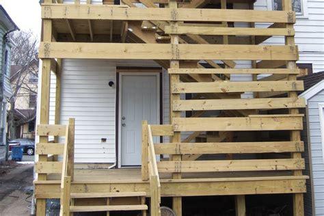 deck built  fail jlc