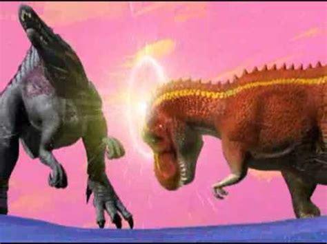 dinosaur king   roar  rex promo youtube