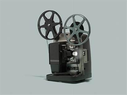 Retro Animation Appareil Obsolete Gifs Movie Technology