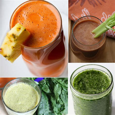 veggie smoothies vegetable smoothies and juice recipes popsugar fitness