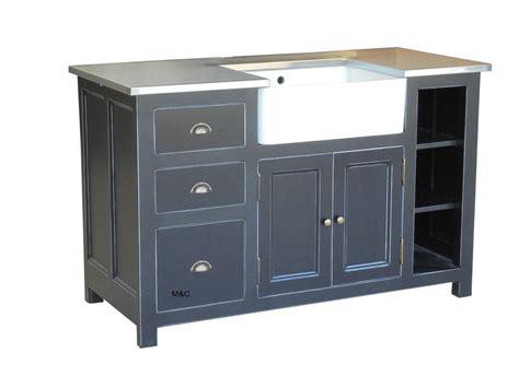meuble sur cuisine meuble evier cuisine sur mesure