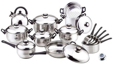 ustensiles de cuisine en inox avantages et inconvénient de la cuisine à l 39 inox