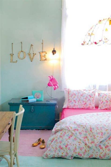 chambre bleu pour fille 120 idées pour la chambre d ado unique