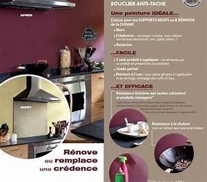 Peinture Spéciale Cuisine : protectactiv peinture anti tache pour carrelage et murs cuisine ~ Melissatoandfro.com Idées de Décoration