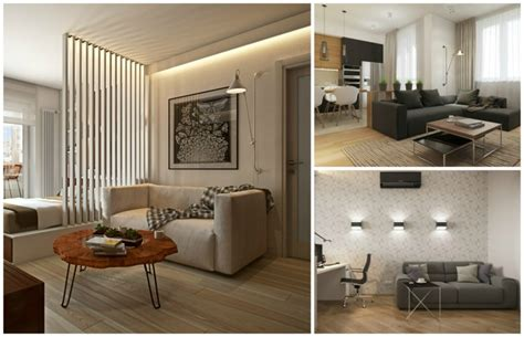 deco appartement petit espace idees design  modernes