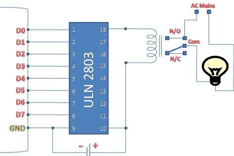 jaspreets code zone interfacing relays