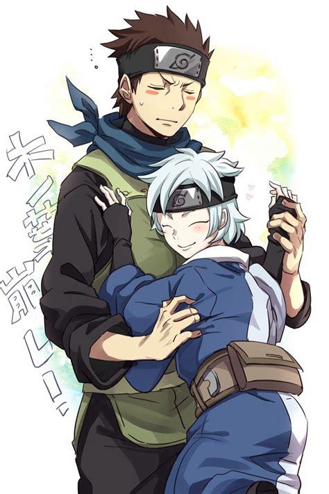 Mitsuki Naruto Characters