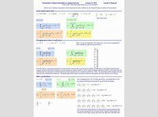 Integral Calculus vs Sigma Summation