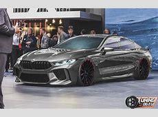 BMW Concept M8 Gran Coupe 2018 tuningblog tuningblog
