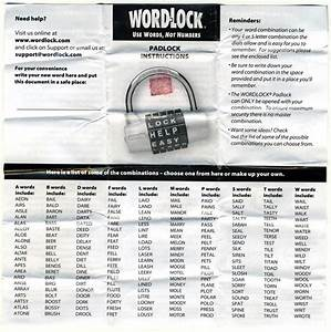 Wordlock bike lock combinations bicycling and the best for 4 letter word lock