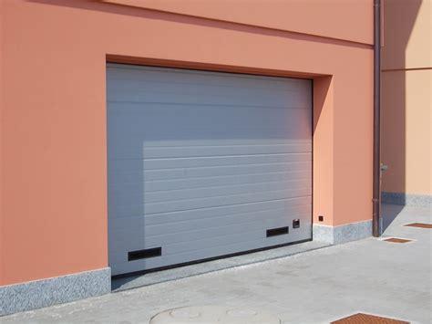 Portone Garage Sezionale by Portone Da Garage Sezionale Arredinfissi