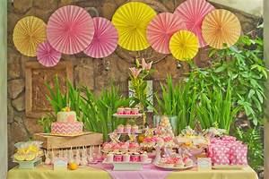 Gorgeous Pink Lemonade Party - Anders Ruff Custom Designs, LLC