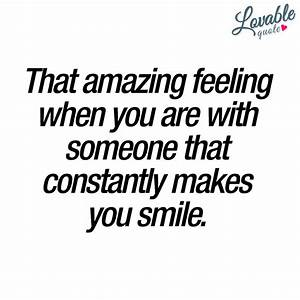 That amazing fe... Amazing Feeling Love Quotes