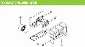 Astral Hurlcon Vx Salt Chlorinator Spare Parts  U2013  Splashesonline Com Au