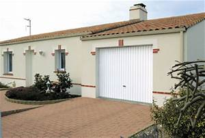 Porte de garage for Porte de garage sectionnelle avec serrurerie metallerie