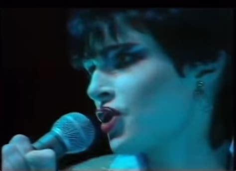 Siouxsie Sioux Hong Kong Garden 1978