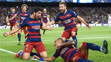 barcelona resilient  champions league comeback  bayer