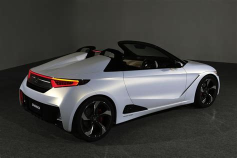 Honda S660 Micro-sports Car 'not Coming To Uk' By Car Magazine