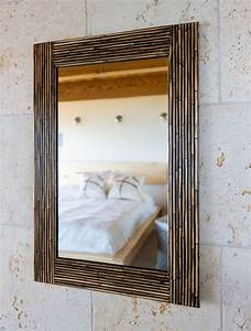 Mirrors tropical other metro by kouboo for Tropical bathroom mirrors