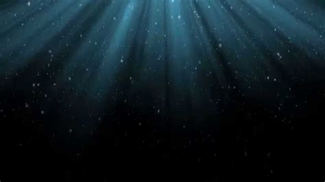 blue light rays  snow hd motion graphics background