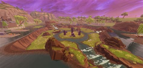 New Leaky Lake Fortnite Map After The Cube Event Changes
