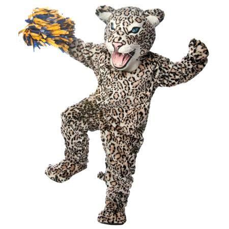 Jaguar Mascot Costume Anderson's