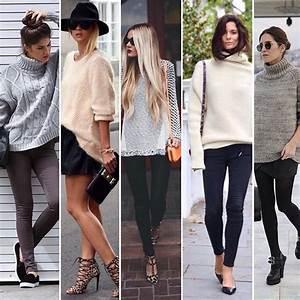 Outfits Damen 2017 : 2016 und 2017 winter damen mode fashion style ~ Frokenaadalensverden.com Haus und Dekorationen