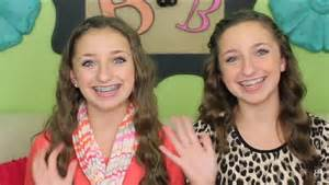 Brooklyn and Bailey with Braces