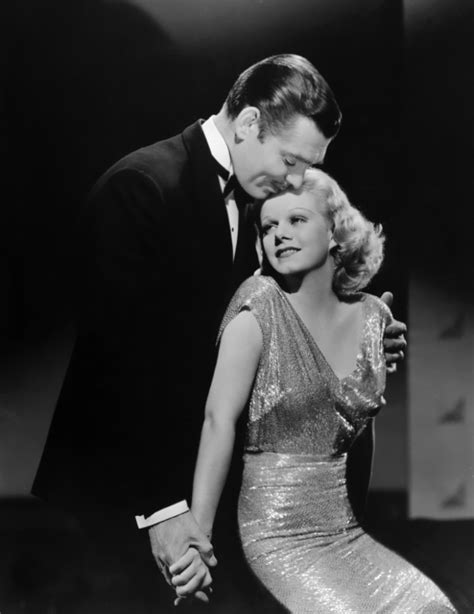 Classic Film Addict Tcm Star Of The Month Jean Harlow