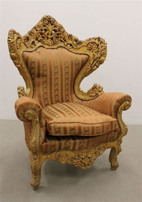 bergere louis xv style antiquevictoriancollectibles